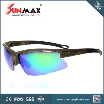 16fc89ffae4f Uv400 Polarized Cricket Sport Sunglasses - Buy Cricket Sport ...