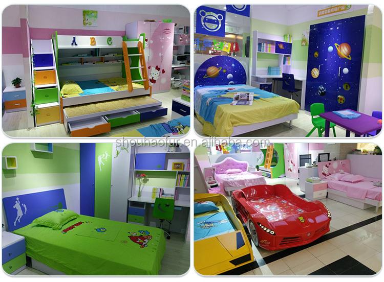 العربية استيراد مجموعة غرف نوم الاطفال الأثاث من الصين 8108