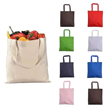 Standard Size Reusable Organic Cotton Bread Vegetable Shopping ...