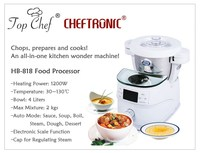 Multifunction food processor 2000W mini chopper parts for baby processor