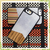 2016 new PC wood stone material phone case for iphone 6 case