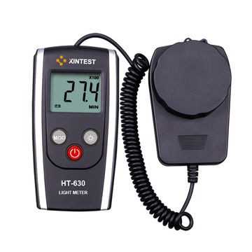 Wholesale Digitla Light Lux Meter Tester HT-630 from 0.1lux to 200,000lux