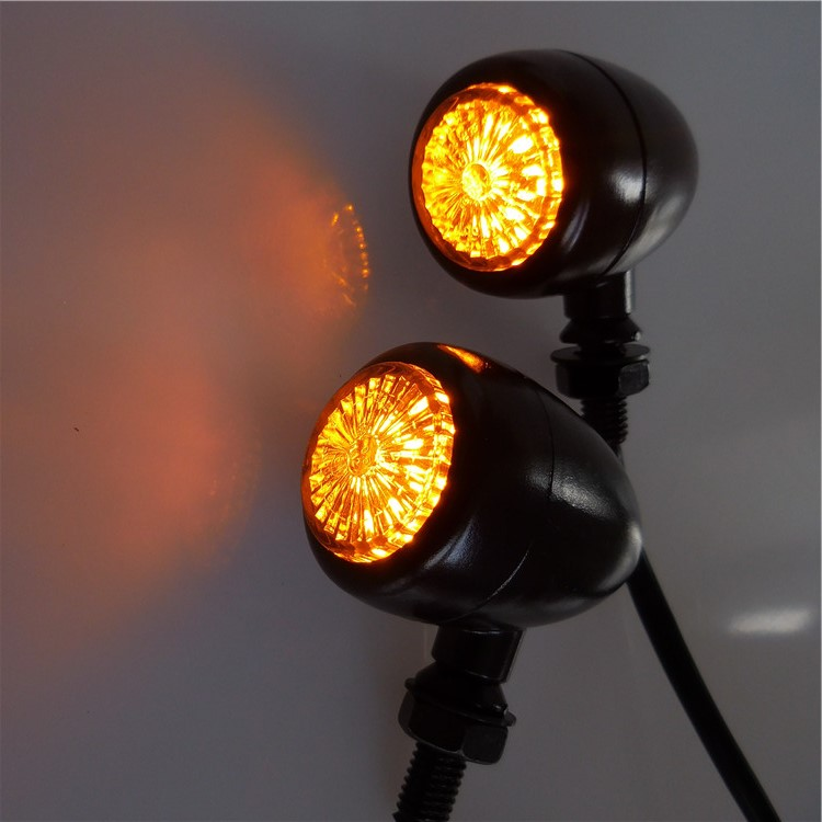Motorcycle Accessories 12V Led Motorcycle Turn Signal Light Universal