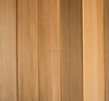 S4S Red Cedar, Full Clear Red Cedar, Canadian Western Red Cedar with Tongue and Groove for Sauna Use