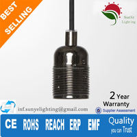 CE, VDE,SAA, RoHS, E27 Light Socket ,Bulb holder,waterproof fluorescent lamp holders