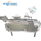 Medical Ampoule Filling And Capping Machine , Filling And Sealing Machines Ampoule