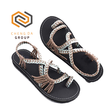 65a939b8a3e7e Chinese Goods Wholesale Latest Ladies Wedge Sandals - Buy ...