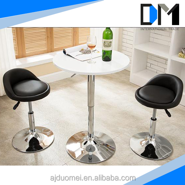Commercial Used Pub Furniture Morden Design Swivel Bar Stools