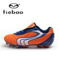 Tiebao Professional Children Kids Boy Training Soccer Shoes Outdoor Teenagers FG Football Cleats Sneakers Zapatos de