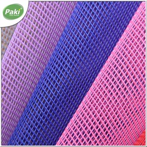 290gsm polyester and PVC mesh fabric for pet product
