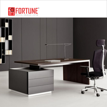 High End Office Furniture >> Latest High End Furniture Laminate Office Table For Boss President