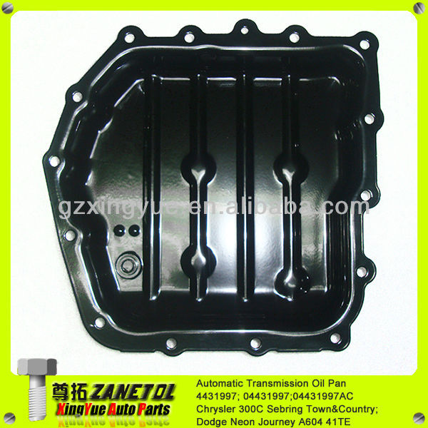 Automatic Transmission Oil Pan 4431997