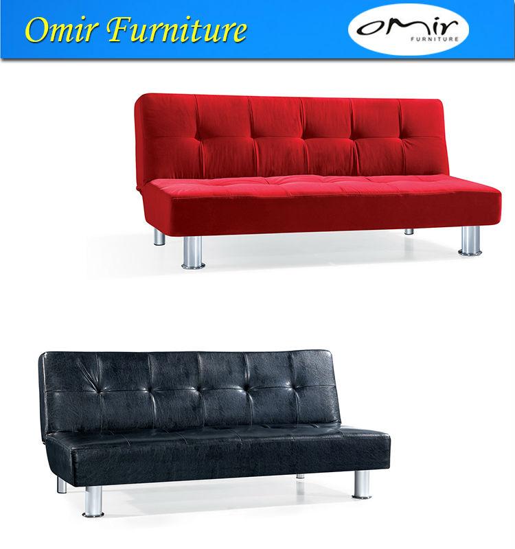 Foam Folding Click Clack Sofa Bed For