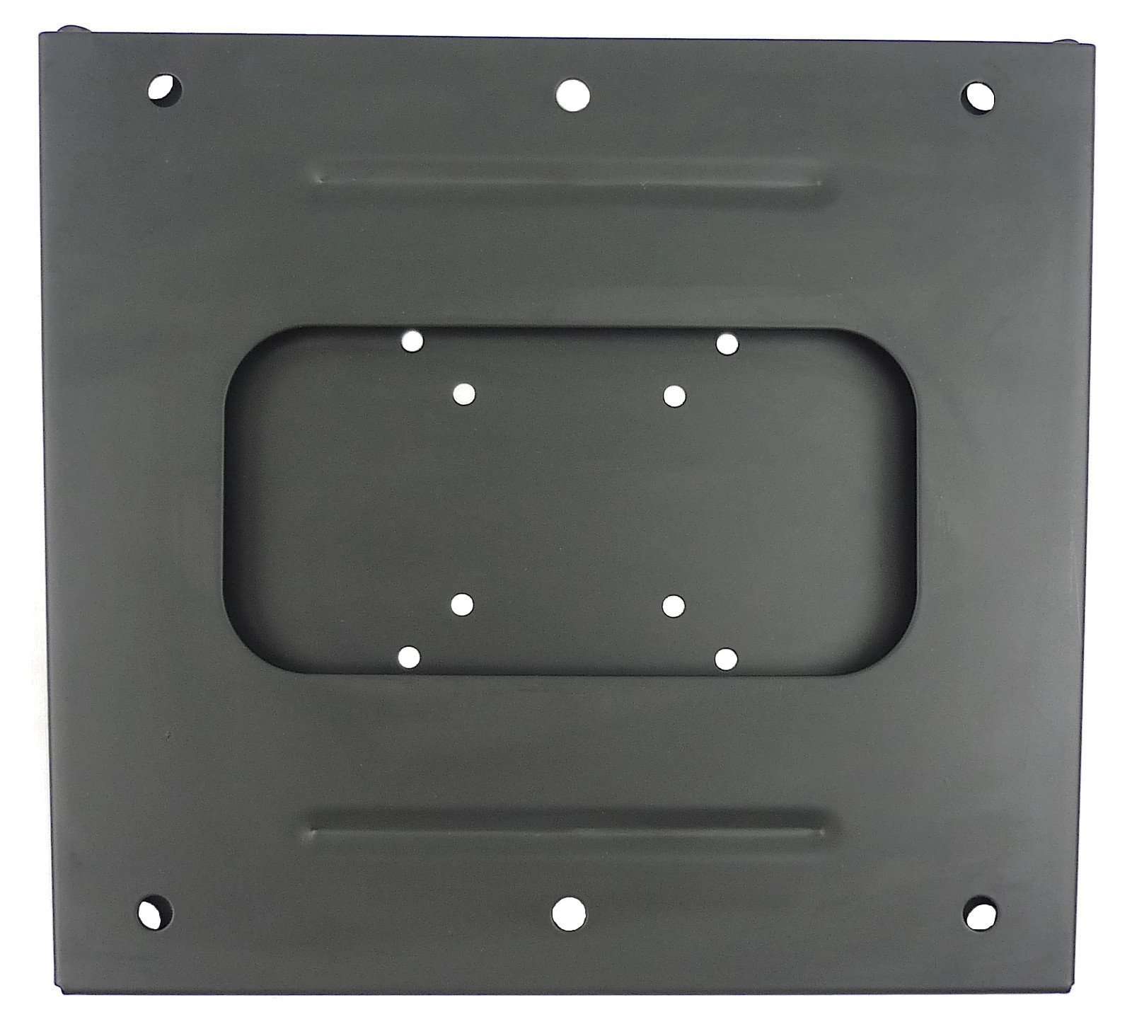 """CNAweb TV Wall Mount Fixed Low Profile for Most 10"""" 12"""" 15"""" 17"""" 23"""" 27"""" 30"""" 32"""" 34"""" 37"""" LED LCD Flat Monitor w/ VESA Up to 400x400 and 55 lbs"""