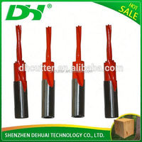 8mm 10mm Round shank Tungsten carbide tipped TCT drill bit for hard wood