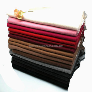 Wholesale Winter Warm Solid 100%cashmere Scarf Muffler