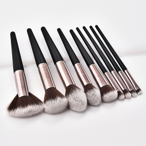 Best Selling Products Cosmetics Beauty 10pcs Makeup Brush set Cosmetic Brush Personalized Face Makeup Brush Set