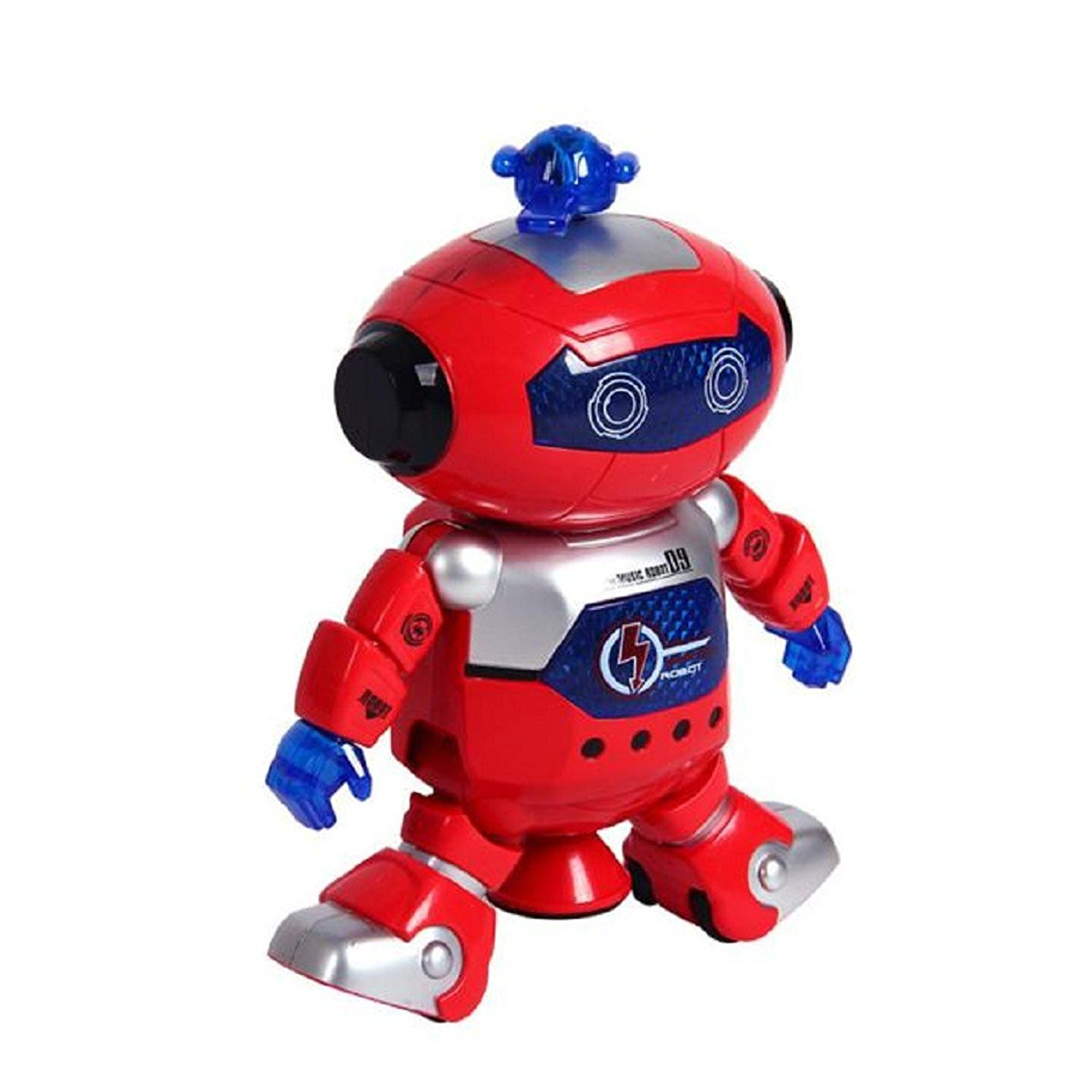 Cheap Fun Electronic Projects Find Deals On Robot Hobby Circuits Free Circuit Robotics Project Get Quotations Naladoo Dancing Robert Toys With Music Lightening Gift For Kids Children