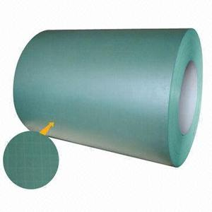 0.13-1.5mm Thickness Prepainted GI Steel Coil / PPGI Color Coated Galvanized Steel Sheet In Coil