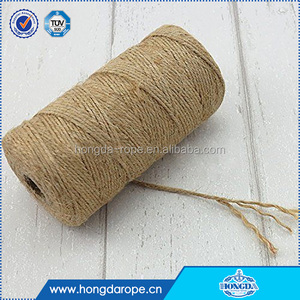 Common use 3mm hemp string for gift packing
