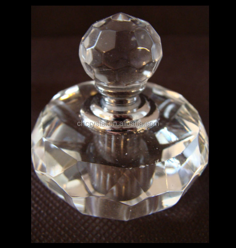 MH-XS0143 crystal perfume bottle 3 ml
