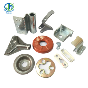 Precision cheap aluminium metal custom sheet metal stamping parts