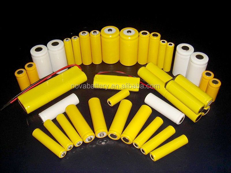 High Quality Nicd Aa 500mah 9.6v Rechargeable Battery Packs