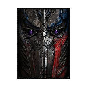 SOFTKIITY Innovation Personalized Fashion Design Transformers The Last Knight Blanket Indoor And Outdoor Blanket Sofa Bedding Throw Blankettravel Blankets 58X80 Inches (Large)