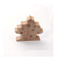 OEM custom shape Wood tree/leaf usb flash drive 2gb/4gb/8gb with CE, personalized wood shape pen drive, customized wood usb