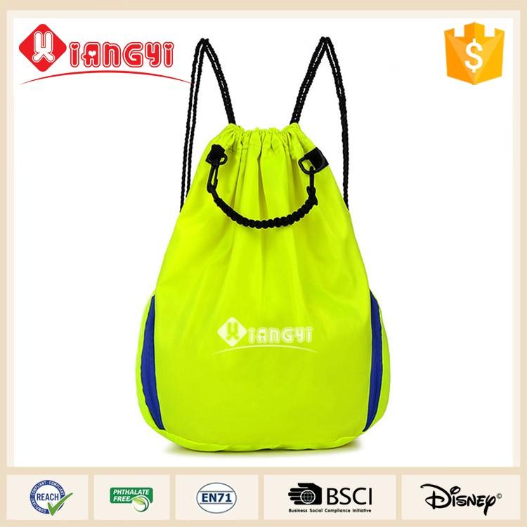 Football Sports Online Cheap Custom Drawstring Bags No Minimum ...