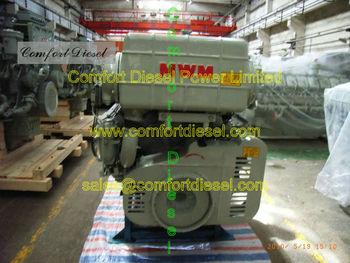 Deutz-mwm Tbd234 Tbd620 Marine Diesel Engine For Commercial Boat - Buy  Deutz-mwm Marine Engine,Deutz-mwm Marine Diesel Engine,Deutz Mwm Marine  Diesel