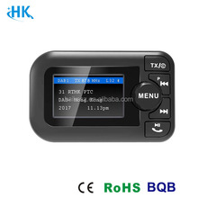 Universal In Car DAB Receiver Integrated Digital Radio Bluetooth