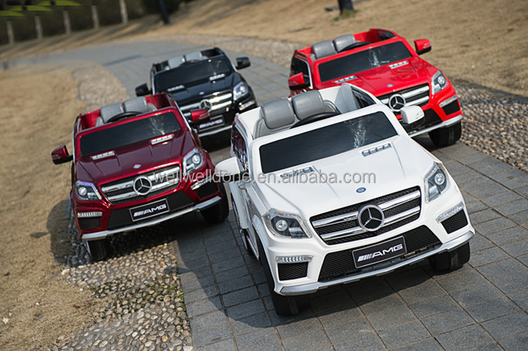new licensed mercedes benz gl63 ride on car 12vbaby remote control toys cars electric
