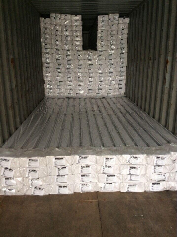 Drainage System Building Material Plastic Pvc Rain Gutter