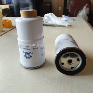 Xichai Special Spare Parts Draw No. 1117050A29DB Fuel Filter