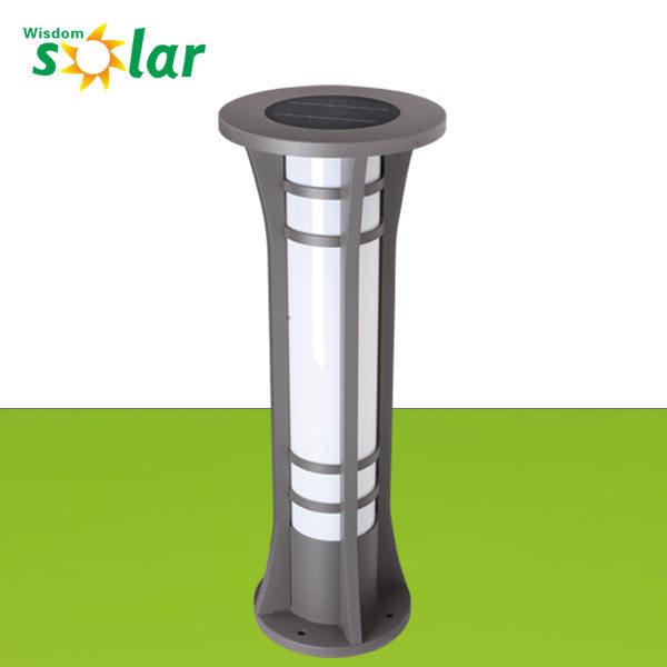 Awesome Solar Bollard Lights Outdoor Part - 8: Solar Bollard Light,solar Garden Light,grass Light With Stainless Steel  Holder(JR