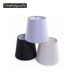 china custom OEM Customized wholesale cheap ball metal spinning lamp shade Supplier