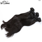 Mink Malaysian 100% Pure Private Label Free Samples Human Hair Extension in Dubai