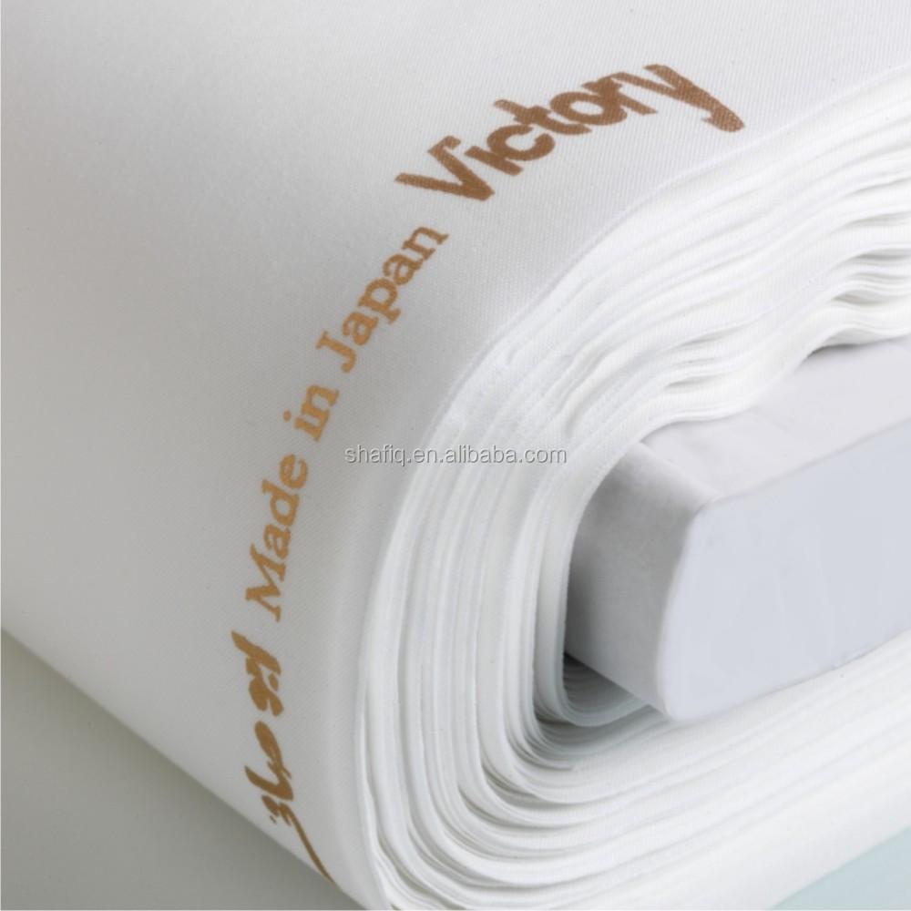 100% Spun Polyester Fabric arab Thobe Thawb Fabricmuslim
