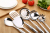 Good Quality  7 Pieces stainless steel Kitchen Utensil Set