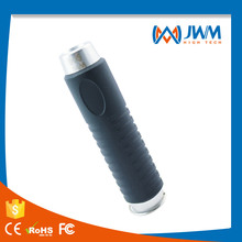 Touch memory button Silicon tank steel metal body and rubber outside residential area patrol system with flashlight