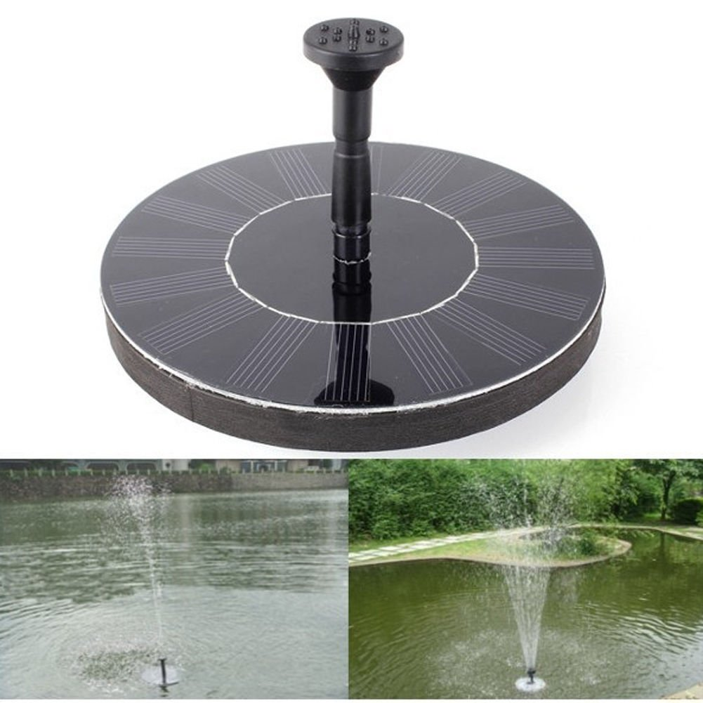 Solar Panels Solar Water Panel Powered Fountain Pump Tool Pool Garden Pond Watering solar panels solar panels for homes Submersible