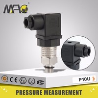 CE RoSH Low cost water pipe pressure sensor