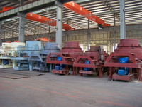 High value machinery Vertical shaft impact crusher price for sale