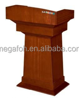 Factory Directly Cheap Wooden Podium/pulpit/rostrum For ...