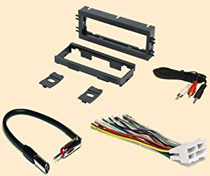 Chevrolet Astro (92-95) - Beretta (92-96) - Blazer (90-91) - Caprice (91-93) - Cavalier (90-94) - Corsica (91-96) - Lumina (90-94) - Lumina APV (90-96) - S10 (92-94) - V1500 Suburban (1990) - V2500 Suburban (1991) - GMC Jimmy (90-93) - Safari (92-95) - Stereo wiring Harness, Dash Install Kit