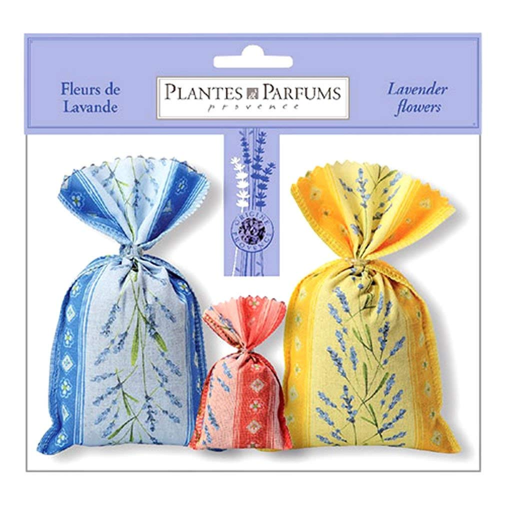 791579dfe07 Get Quotations · Plantes   Parfums de Provence - Provence Lavender Flowers  Gift Bag 2 x 0.70 oz and