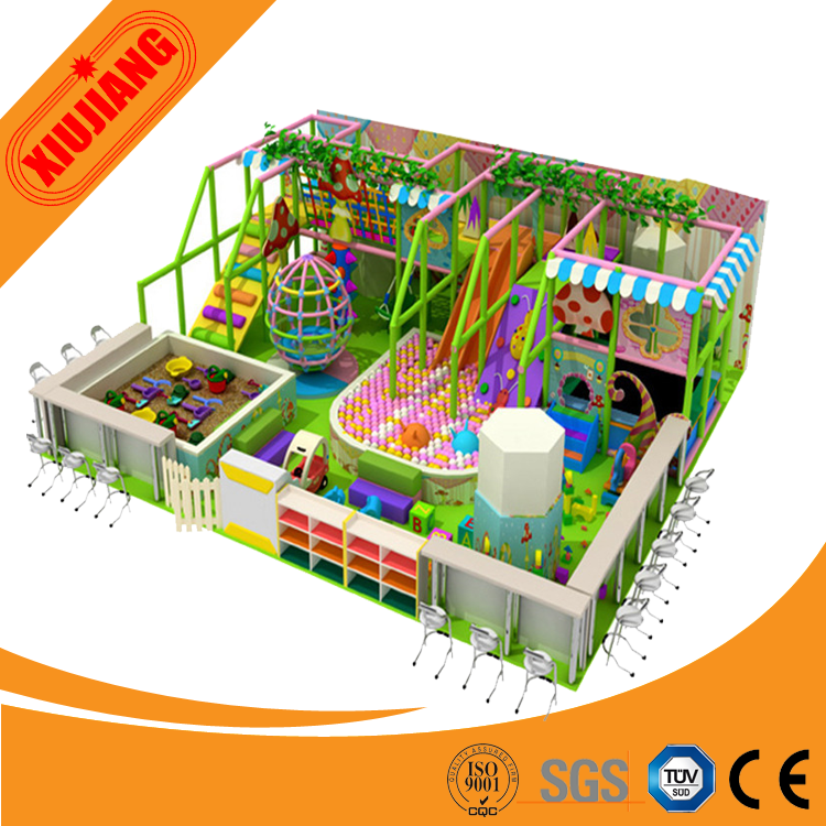 cheap children kindergarten indoor playground with trampoline buy indoor playground with. Black Bedroom Furniture Sets. Home Design Ideas
