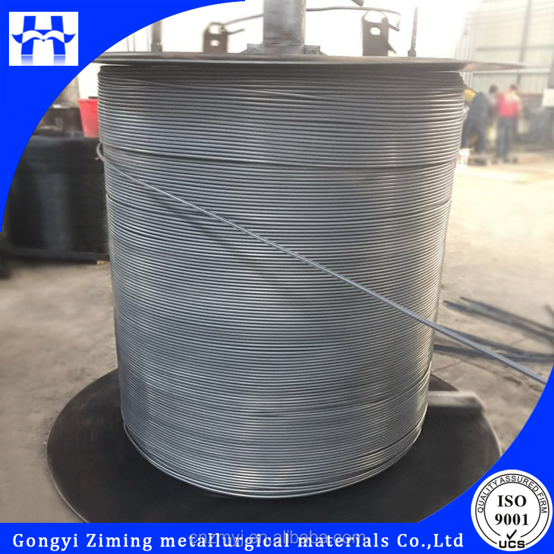 Best Price Si Ca silicon Calcium Ca Si Cored Wire With High Purity china Supplier
