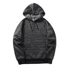 Wholesale new arrival latest design men fashion hoodies customized logo European size sports wear men's hoodie